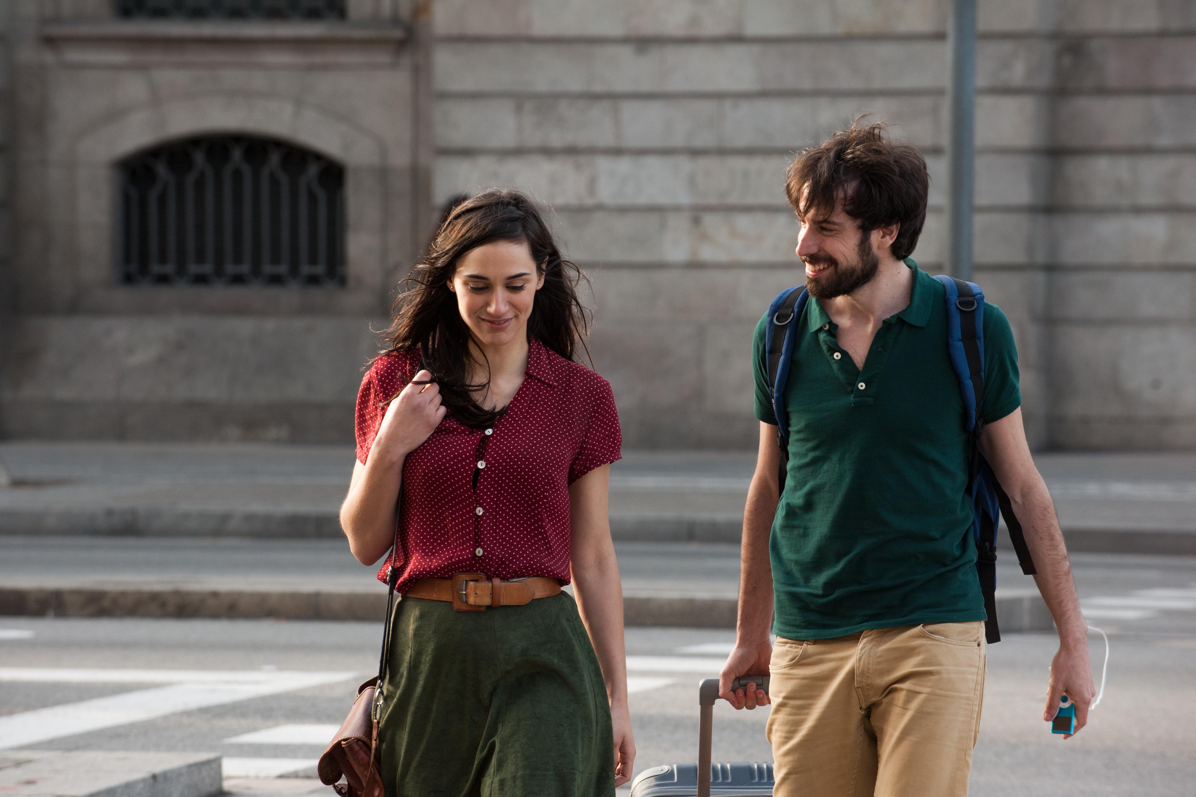 Noite de Verão em Barcelona